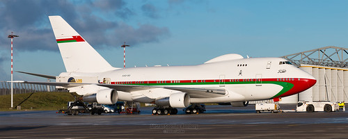 Oman Royal Flight Boeing 747SP A4O-SO | by AircraftHamburg