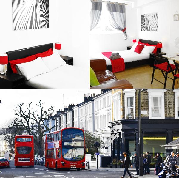 Una de las mejores opciones para dormir económico en Londres