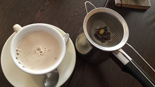 Soy Chai at Little River Cafe