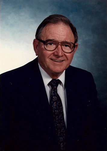 Image of the late James Helms.