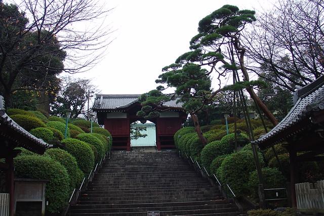 The inner gate