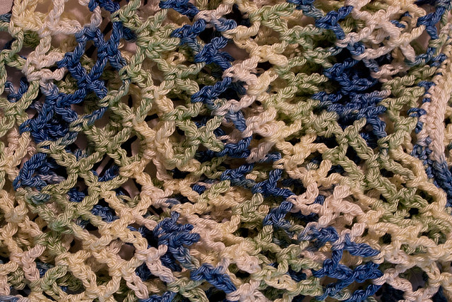 Crochet Mesh Bags