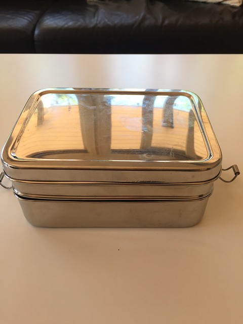 Sustain A Stacker lunch box review