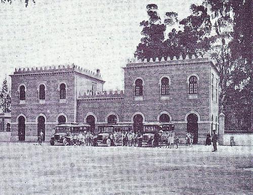 1917-2017. La centenaria estación de trenes de Dos-Hermanas
