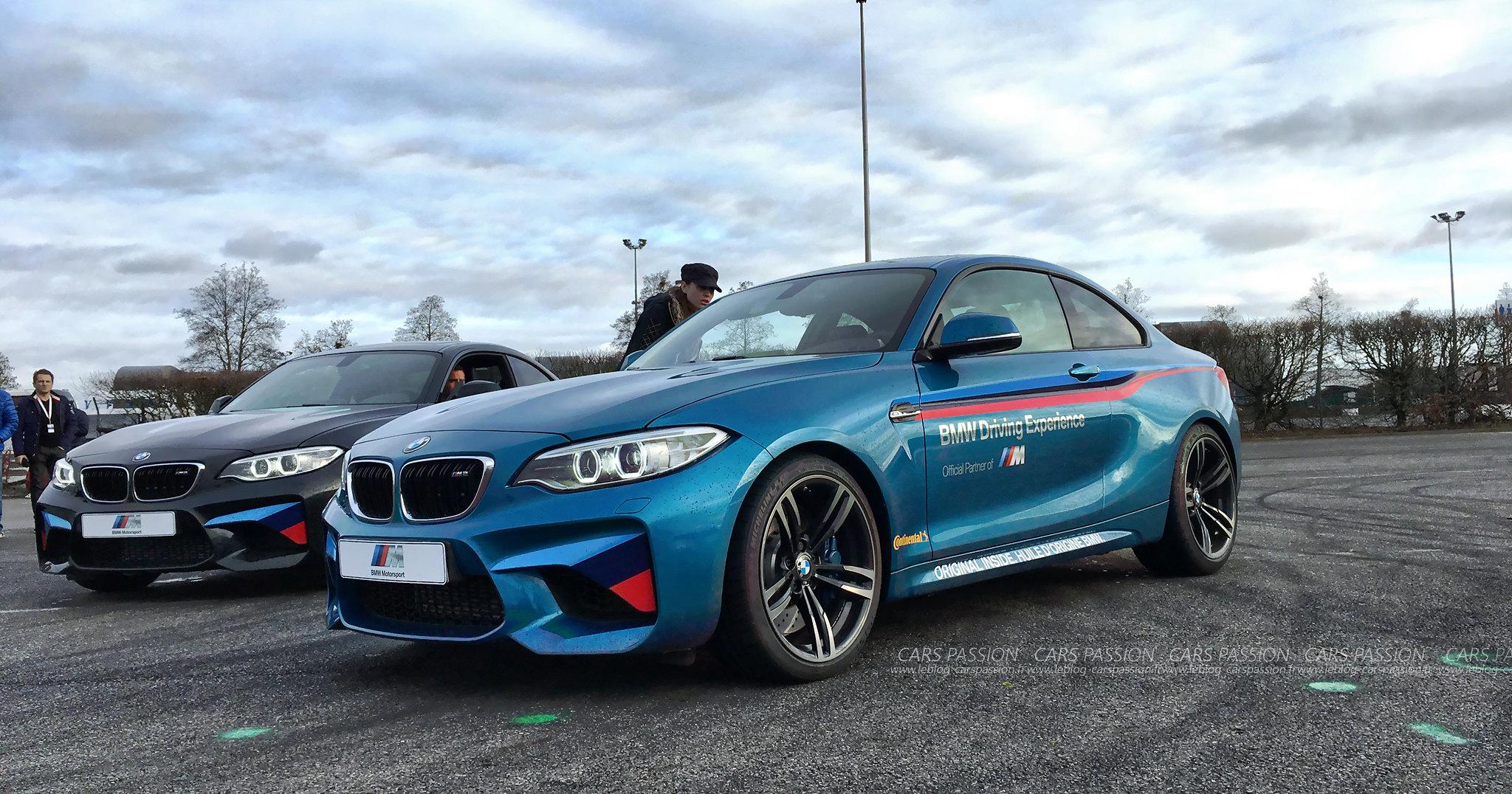 Journée BMW M à Magny Cours