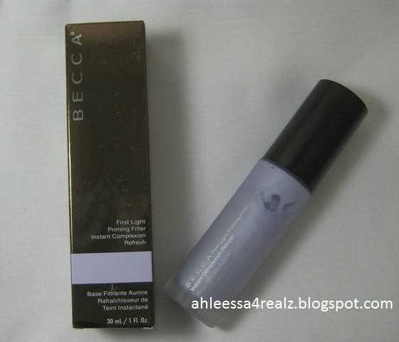 First Light Priming Filter Instant Complexion Refresh by BECCA #4