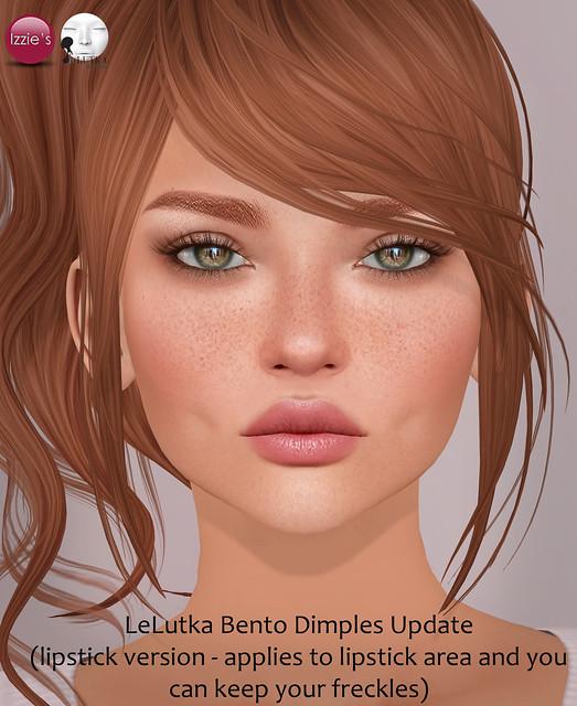 LeLutka Bento Dimples Update