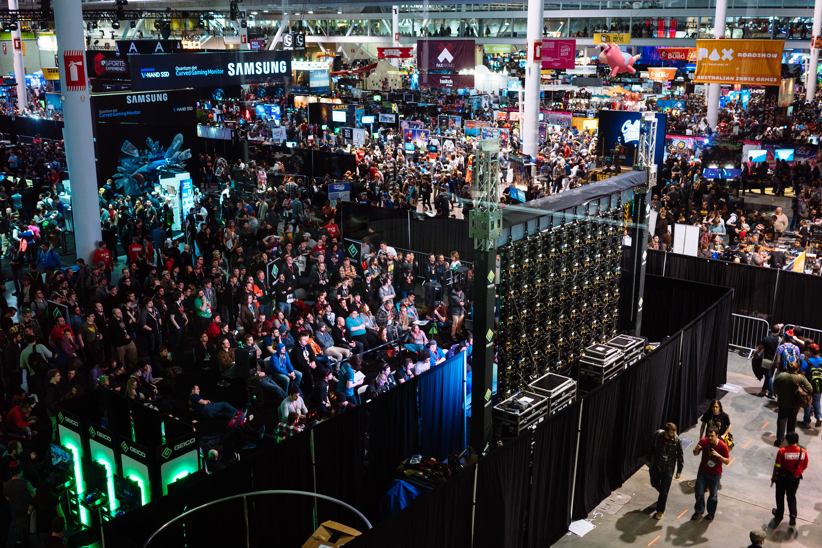 PAX East 2017 Day 1