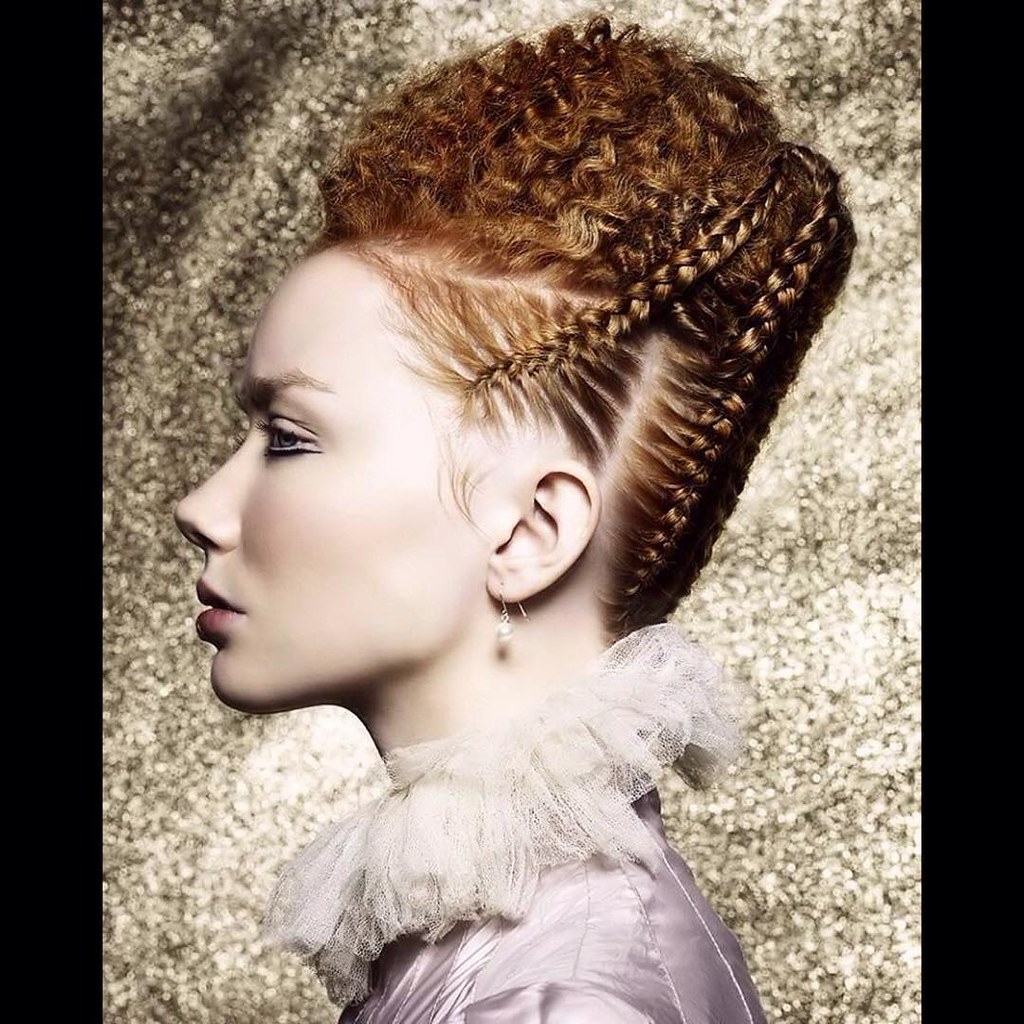 Artistregal Collection Hair Model Hairstyles Haircolo Flickr