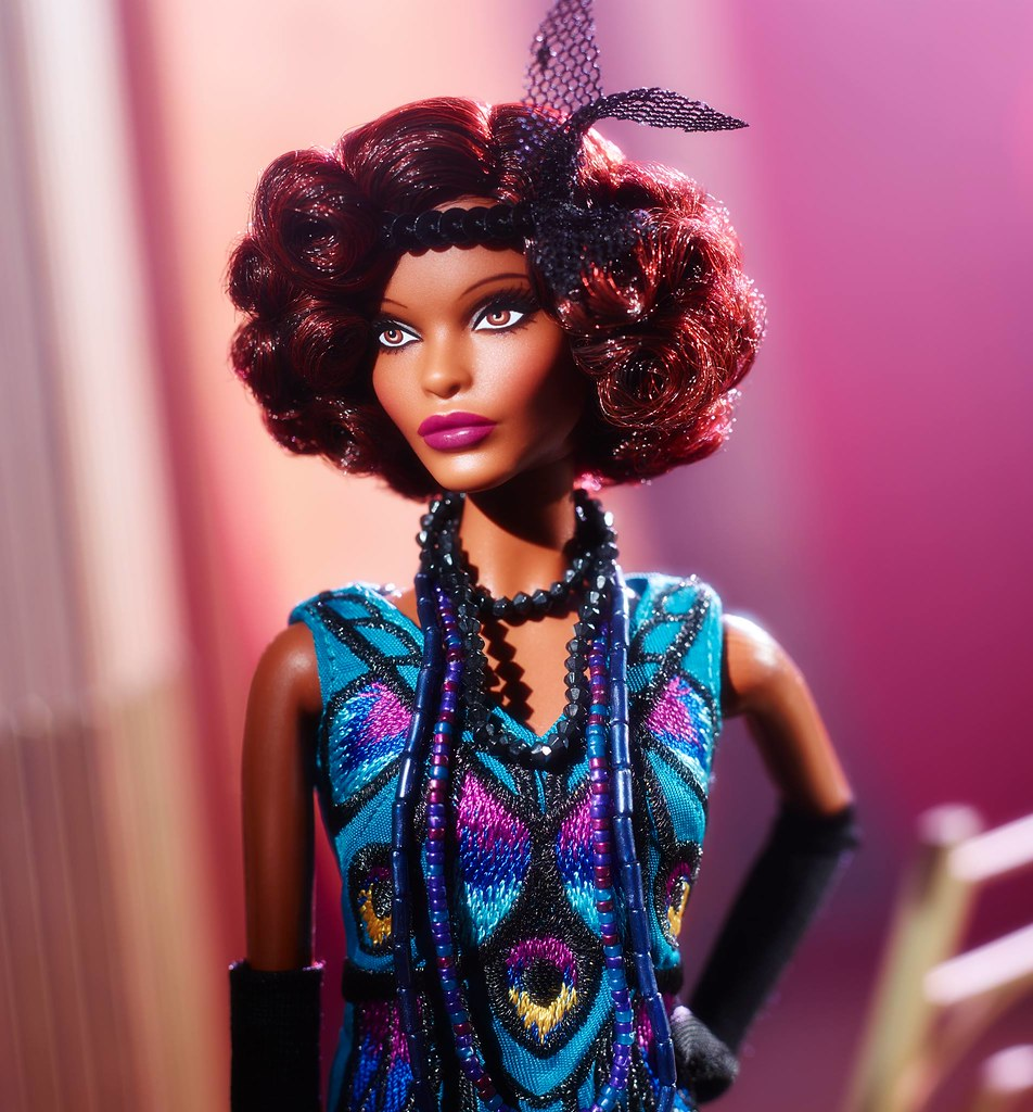 Claudette Gordon Barbie First In The Harlem Theatre Colle