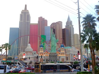 New York Hotel, Las Vegas | by DolceDanielle