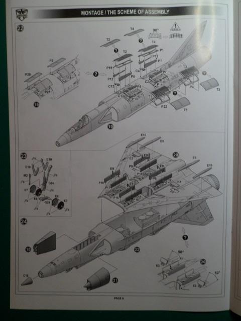 Ouvre-boîte Mirage III V.01 [Modelsvit 1/72] 21420956939_438669aeb7_o
