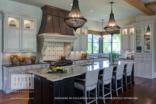 Traditional kitchen traditional kitchen design and - Drury design kitchen bath studio ...