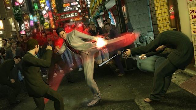 PlayStation®4《人中之龍 極》公開主角桐生一馬4種戰鬥風格情報!