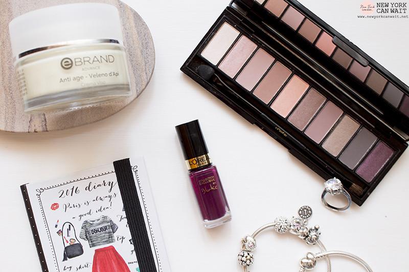 Inspiration: Marsala & Silver Mood - Beauty, Makeup & Accessorize.