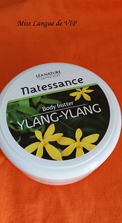 body butter natessance