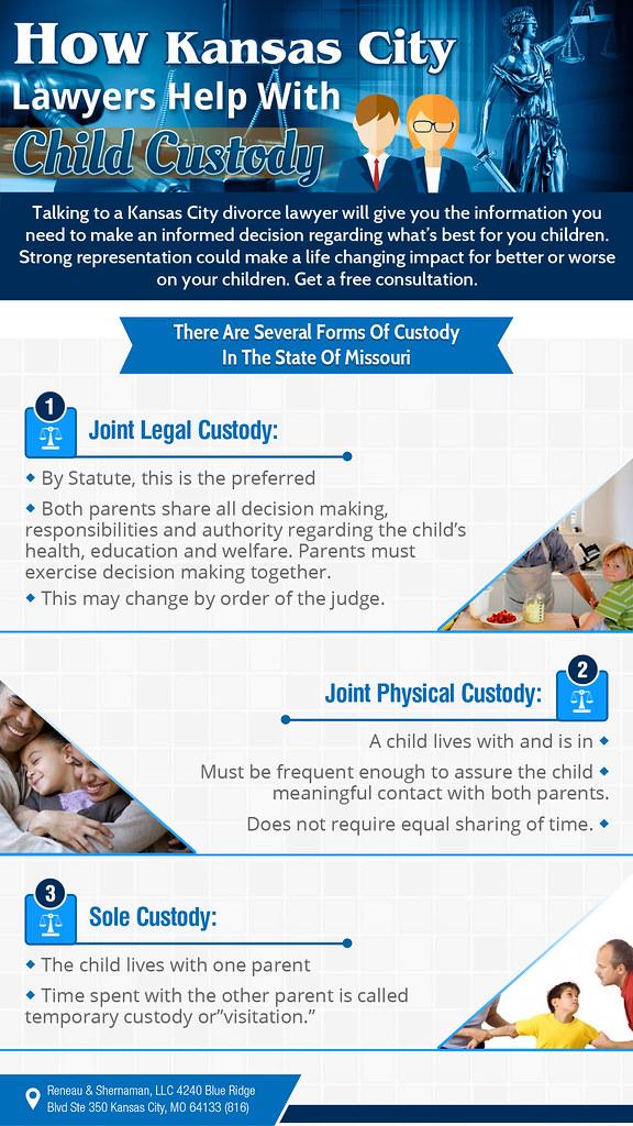 How Kansas City Divorce Lawyers Help With Child Custody | Flickr