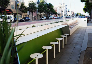 Parklet @ Museum of Craft and Design | by sfplanning