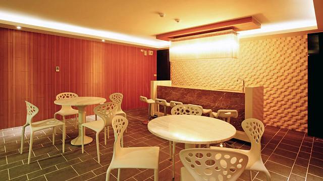 商辦空間設計作品-休閒會館