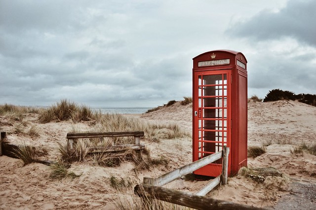 Phone box • Shell Bay