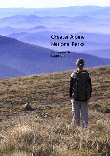 Greater Alpine National Parks Management Plan #WildOz
