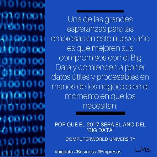 Big Data, una esperanza para las empresas