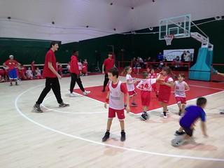 2016-12-22 Festa Natale Minibasket
