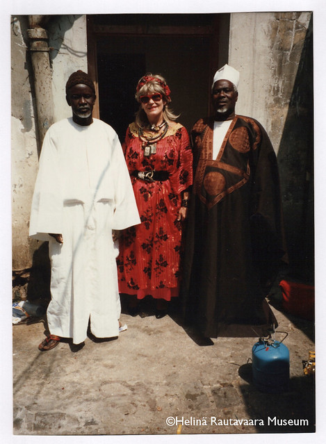 Helina in Senegal:Nigeria
