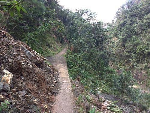 54 - Betonweg zum Salto Baiguate