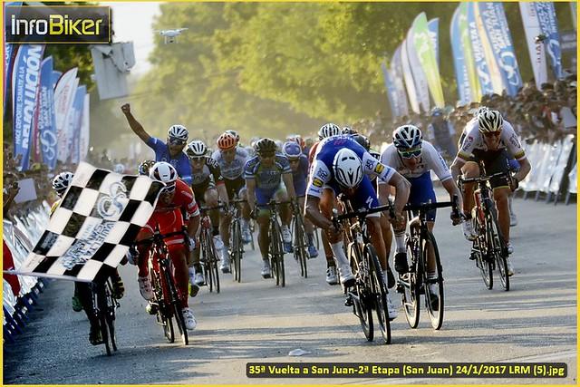 35ª Vuelta a San Juan-2ª Etapa