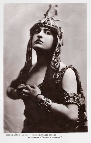 Constance Collier in Antony and Cleopatra (1906)