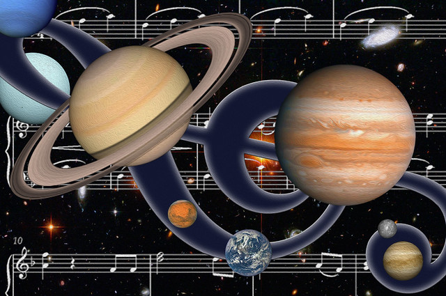 Planetary Lullaby