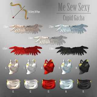 MSS Cupid Gacha Key @ On9