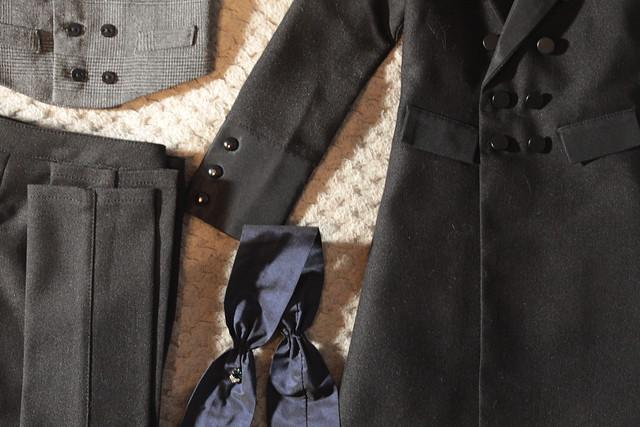 SartoriaJ Victorian Outfit 6