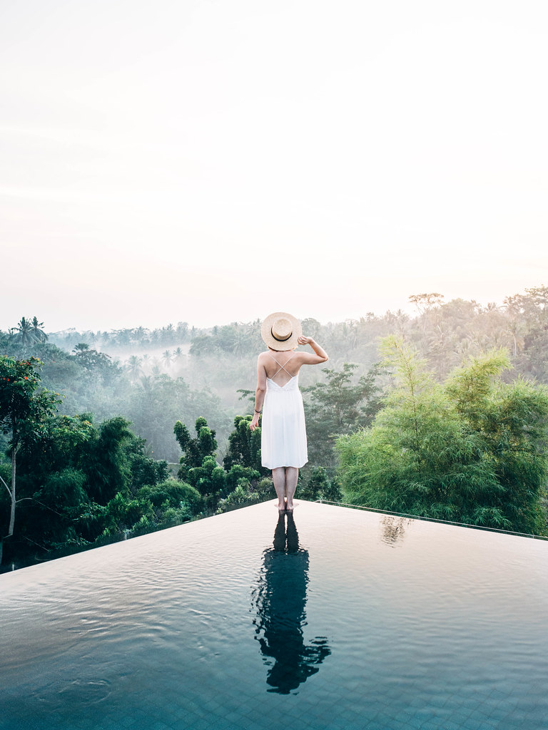 pieni matkaopas Balille