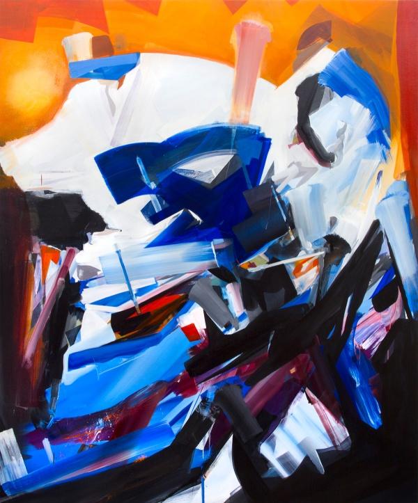 Paintings by Victor Reyes