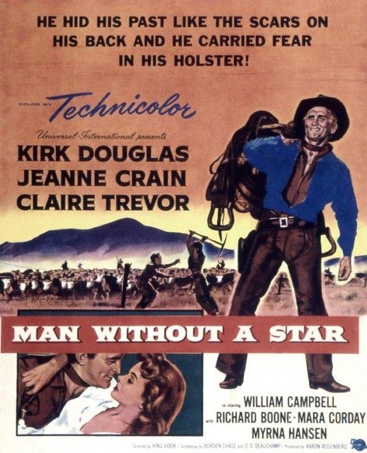 Man Without a Star - Poster 5