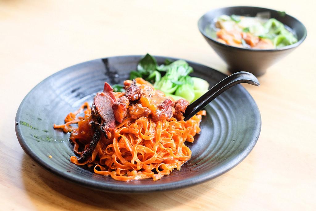 Wanton Mee: Wong Kee