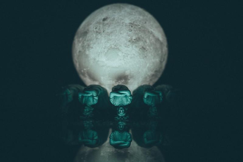 女神就是女神|Moon