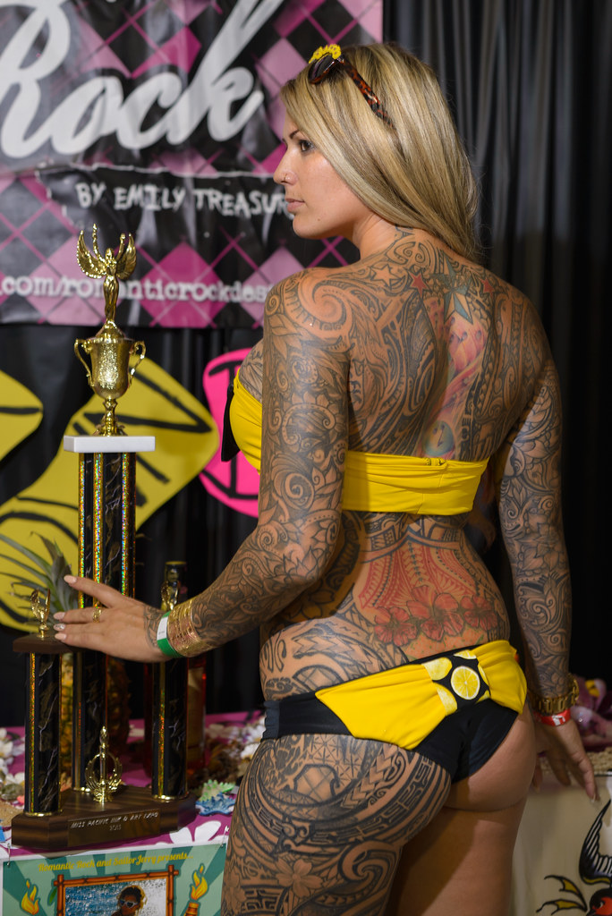 Hawaii Tattoo Expo 2015  Photography From The Pacific Ink
