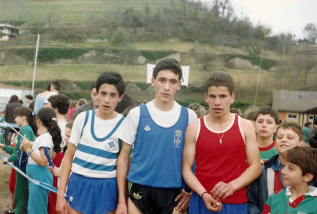 Marcos Estrada, Juan Puerta y Miguel Melendi. Foto 036