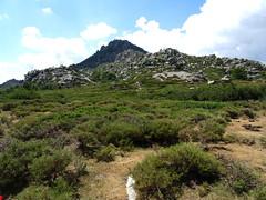 Sur le sentier des Pâturages qui fait le tour du Castellu d'Urnucciu