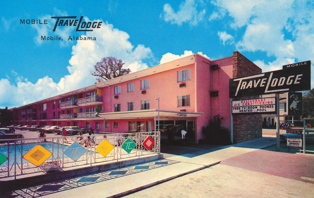 TraveLodge - Mobile, Alabama