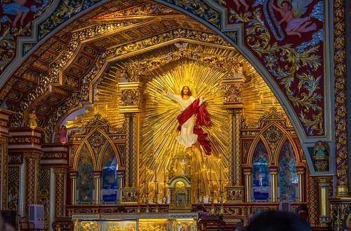 Resurrection, St.George Church, Edappally, Kochi
