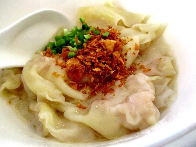 Noodle Hosue wanton