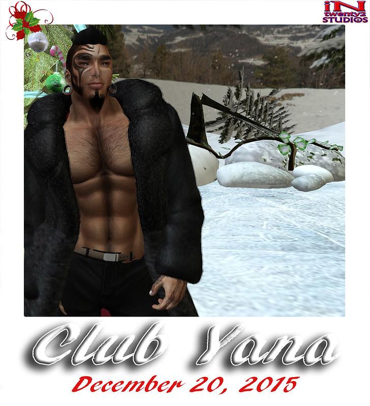 Club Yana 12-20-15