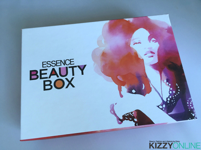 ESSENCE beautybox subscription beauty box