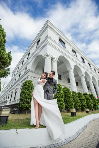 跨海飛越千里~Kiss九九麗緻婚紗替我們在台灣創造了幸福婚紗回憶錄 (23)