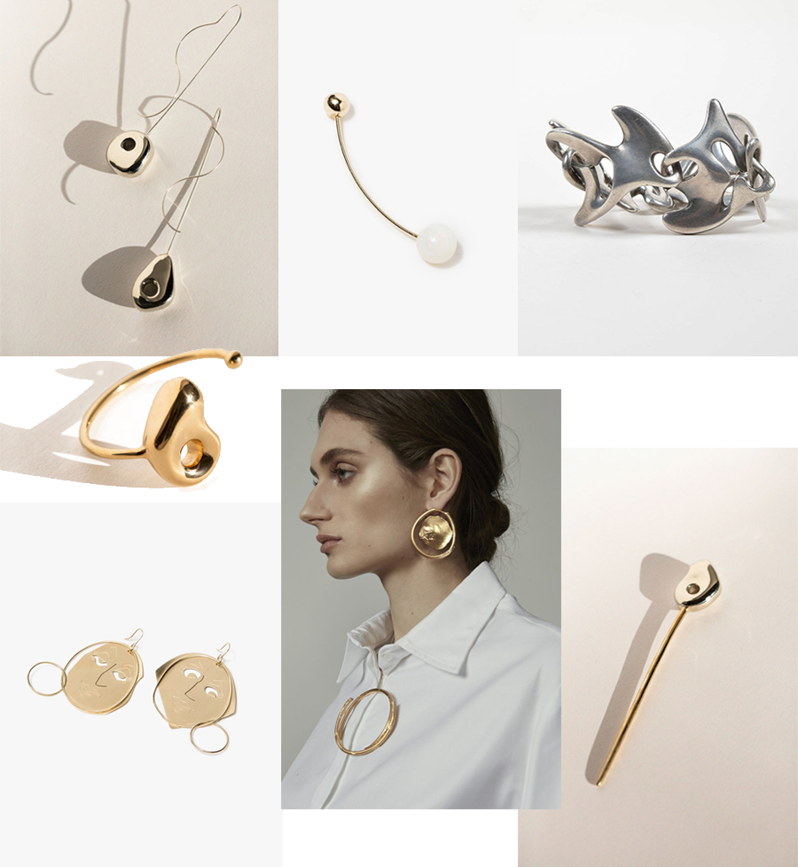 Modernist jewelry | AMM blog
