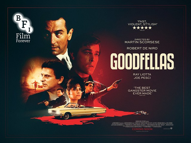 Image result for GoodFellas (1990)     poster